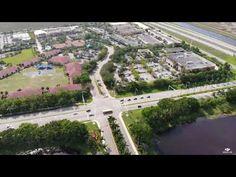 Weston from the air. San Messina, Weston Florida - YouTube