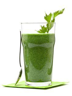Spinat Drink - wenn man dann nicht zu Popey wird...