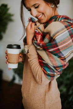 Time to up your scarf game this winter with Effinshop.com! Shop new pieces now xx