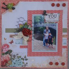 You+Are+My+Happiness - Scrapbook.com
