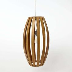 Jay Watson - Jay Watson, an industrial designer based in Oxfordshire, United Kingdom, has created a series of pendant lighting that bridges the gap between rugg...
