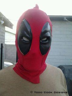 The 31 best Deadpool costume images on Pinterest | Deadpool mask ...