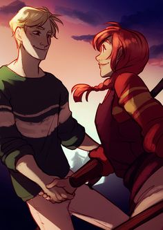 Harry Potter Love<---Rose and Scorpius...
