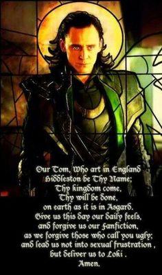 Hahaha! Loki'd!
