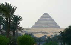 The Step Pyramid - Cairo Day Tours http://www.maydoumtravel.com/egypt-classic-tours-and-travel-packages/4/1/16