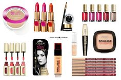Get Samples of Loreal Products