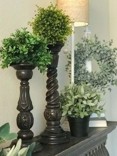 Wie benutze ich Greenery Balls in meinem Dekor – County Road 407 - Decoration Diy Home Decor Accessories, Farm House Living Room, Decorative Accessories, Farmhouse Decor, Spring Decor, Diy Home Decor, Living Room Decor, Home Decor, Decor Guide