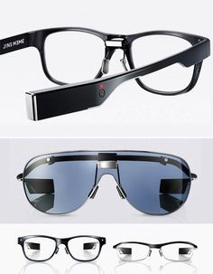Jins Meme, a new spin on Smart Glasses