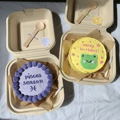 Pretty Birthday Cakes, Pretty Cakes, Korean Cake, Pastel Cakes, Frog Cakes, Cupcake, Just Cakes, Aesthetic Food, Aesthetic Themes