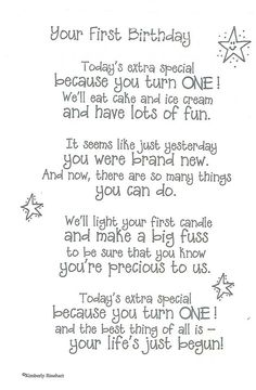 200 Wonderful 1st Birthday Wishes And Quotes For Babies