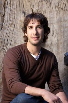 Josh Groban, so immensely talented, intelligent, and funny. Not to mention very handsome.