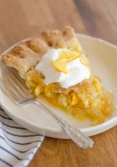 Spring Recipe: Meyer Lemon Shaker Pie — Recipes from The Kitchn | The Kitchn