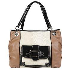 Çanta içinden çanta çıkan bir Nine West modeli