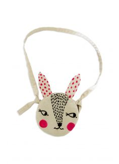 ROXY MARJ Bunny Purse exclusive for Fawn Shoppe