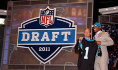 NFL Draft evolves from a chalkboard to an Oscars production = Pete Rozelle laid the foundation of the NFL goliath we know today with his vision. Yet, not even the late, great commissioner could have foreseen the NFL Draft growing into an annual Oscars-like production. A half-century ago the event was so simple Rozelle stood at a chalkboard in a New York Hotel ballroom. He scrawled names in chalk as players were drafted. There were…..