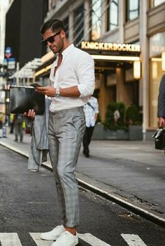 Working Street Style