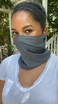 Easy Face Masks, Diy Face Mask, Creation Couture, Summer Accessories, Diy Mask, Fashion Face Mask, Ear Loop, Hair Ties, Sewing Hacks