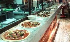 Cafe Fiore – Pizza Course Woodland Hills, Pizza