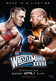 WWE Wrestlemania I can already smell what the rock is cookin' Wwe The Rock, Dwayne The Rock, Dwayne Johnson, Rock Johnson, Martial, Wwe Lucha, Sun Life Stadium, Wwe Ppv, Boy Sports Bedroom