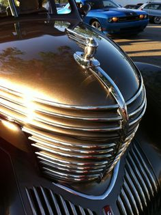 Now that's a hood ornament...Re-pin Brought to you by #HouseofInsurance for #CarInsurance Eugene, Oregon