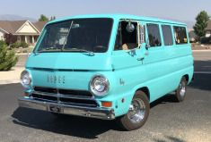 Modified 1967 Dodge A100 In 2020 Classic Cars Online Dodge Cab Over