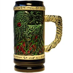 Cthulhu Steins Are Perfect For Drinking Blood. Sorry, I Mean Beer