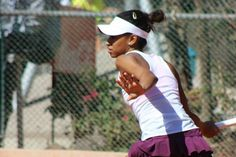South Loop resident and Francis Parker senior Zoë Spence is a product of XS Tennis on the South Side.