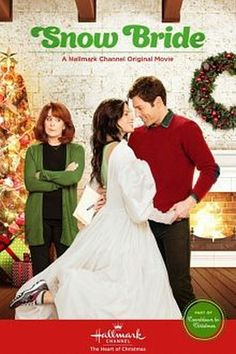 2013 Hallmark Movie ~ A tabloid reporter is one gossip scoop away from a big promotion and finds that the influential political family she's pursing is nothing like what she imagined.