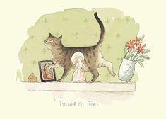 Twinkletoes by Alison Friend