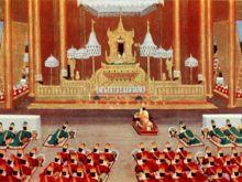 Konbaung Dynasty - Burma