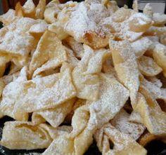 Chrusciki Recipe | HungryForever