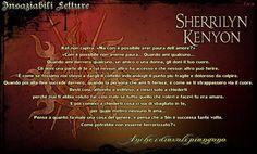 Anche i diavoli piangono - Sherrilyn Kenyon http://insaziabililetture.forumfree.it/?t=62426342