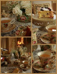 Aiken House & Gardens: Fireside Afternoon Tea