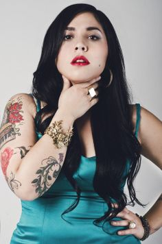 Carla Morrison. One of my favorite musicians. and she's gorgeoussss