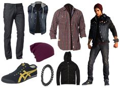 infamous second son delsin rowe - Google Search