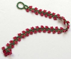"<strong>From the Blogger: </strong>""The Nepal Chain Stitch is so pretty and yet so easy to bead. I have always liked this stitch for the ease of making it. You can make a bracelet in less than an hour. I have also given you instructions to make the little toggle closure. You can even wear it in the front for a little extra sparkle. When starting your piece, leave a tail thread of about 12 inches. You will be using this thread later for adding the other end of your closure.&qu..."