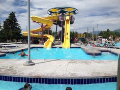 The Payson City Pool opened in 2008.