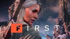 2 Minutes of Ciri Gameplay in The Witcher 3: Wild Hunt - IGN First