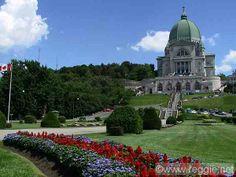 Saint Joseph Oratory of Mount-Royal,  Montreal, Canada