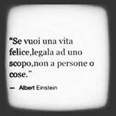 Aforismi Citazioni e Pensieri della giornata | Ritina80 Quotes To Live By, Life Quotes, Italian Quotes, Quotes About Everything, E Mc2, Something To Remember, Some Words, Albert Einstein, Beautiful Words