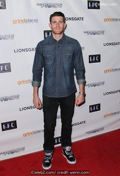 """Bryan Greenberg Special Screening Of Lionsgate Films' """"The Prince"""" http://icelebz.com/events/special_screening_of_lionsgate_films_the_prince_/photo1.html"""