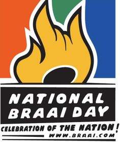 National Braai Day in Cape September 2013 - public holiday called Heritage day - SA people love to braai outdoors on this day