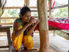 Nepalese girls take photos of all the things they can't touch during their periods due to menstrual taboos. Stigma around menstruation in rural Nepal can result in poor-health and lack of education for women, but 7 girls from Sindhuli have fought back - with photography.