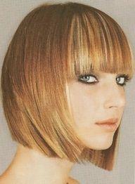 Cool Hairstyle for Medium Length Hair