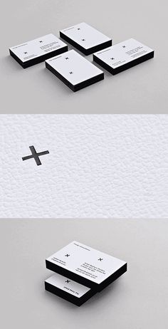 Trendy business cars design black and white identity branding ideas Graphic Design Branding, Stationery Design, Corporate Design, Identity Design, Business Card Design, Creative Business, Identity Branding, Branding Ideas, Letterpress Business Cards