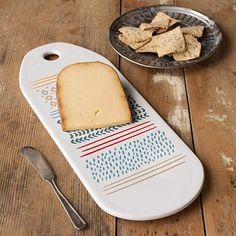 Danica Studio Ceramic Cheese Board, People Person Cheese, Ceramics, Dining, Studio, Board, People, Gifts, Ceramica, Pottery