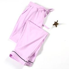 Womens Cotton Pajama Pants with Pockets  Price: 43.80 & FREE Shipping  #shopping