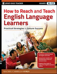 Books should be free for everyone: How to Reach and Teach English Language Learners: ...