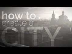 Blender tutorial: How to Create a City, Covered with Fog - YouTube