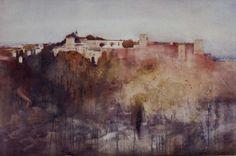 The Alhambra, Arthur Melville